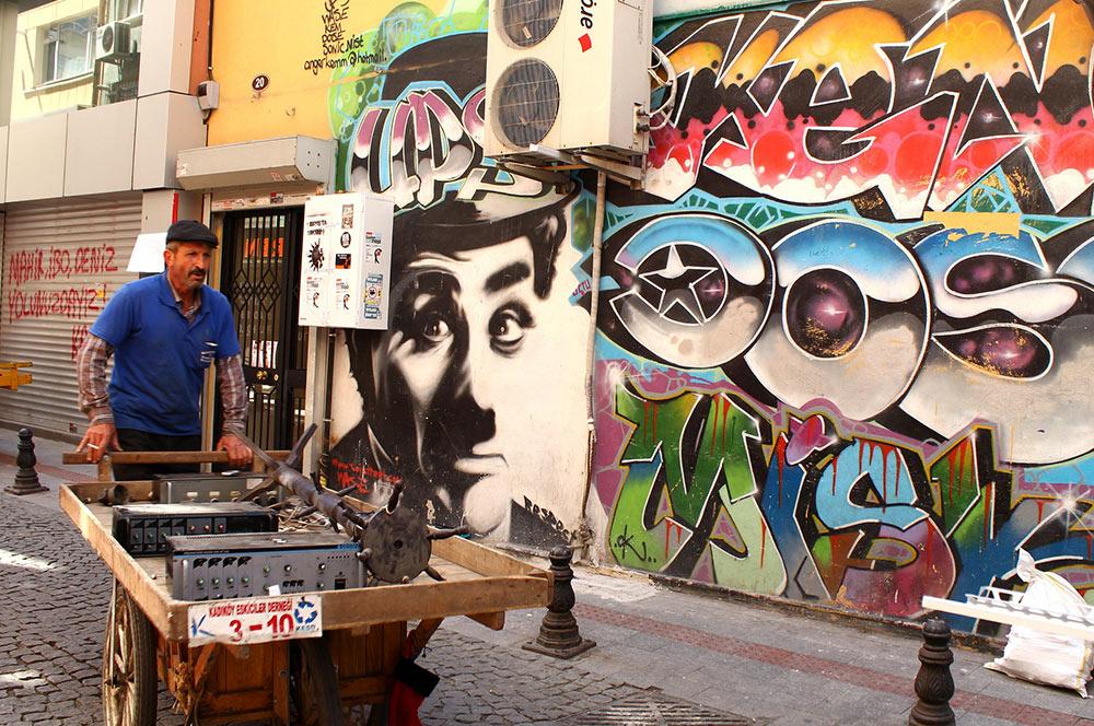 Chaplin - Estambul