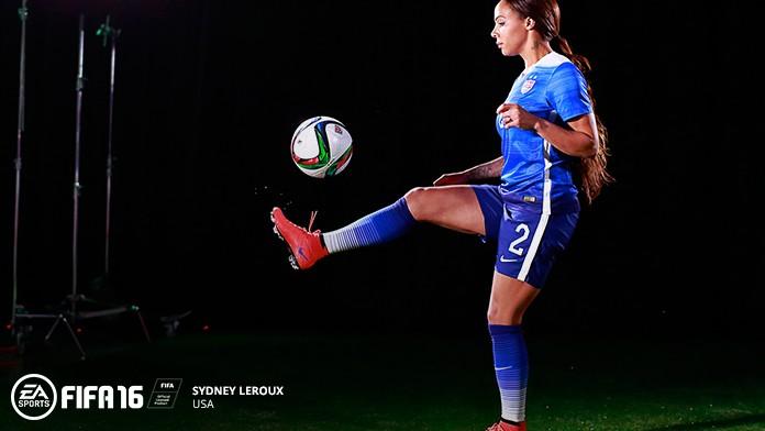 FIFA 16 mujeres 2