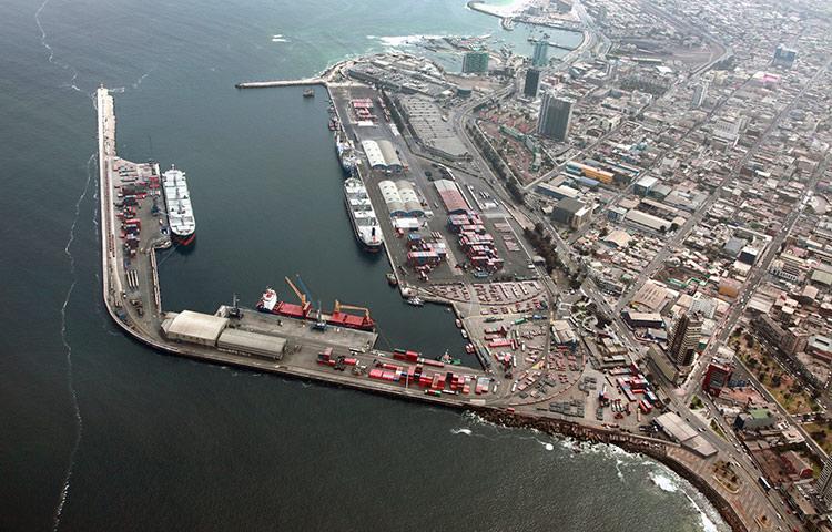 Puerto-de-Antofagasta