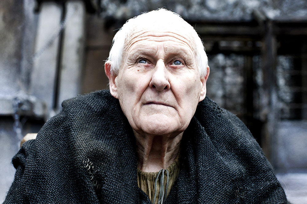 Maester Aemon - Game of Thrones