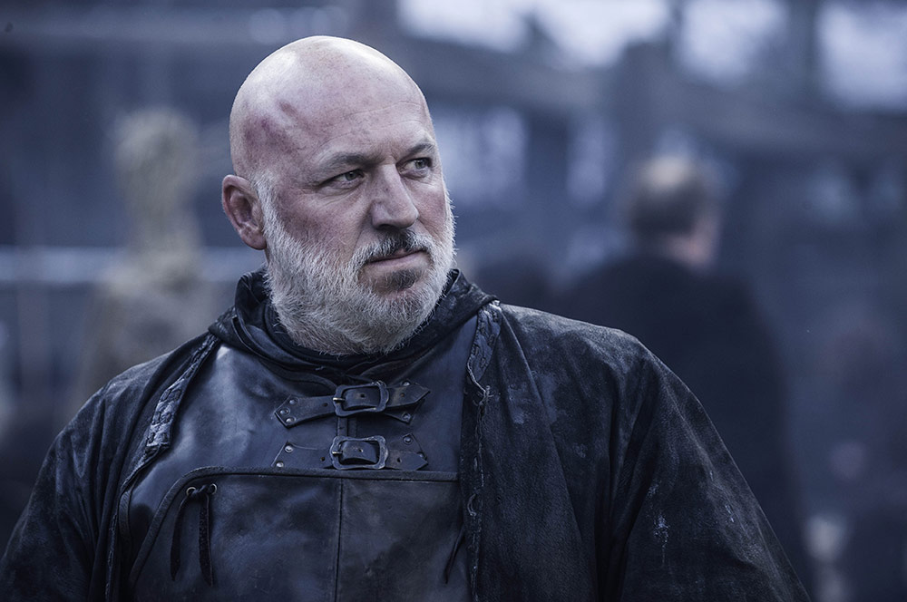 Janos Slynt - Game of Thrones