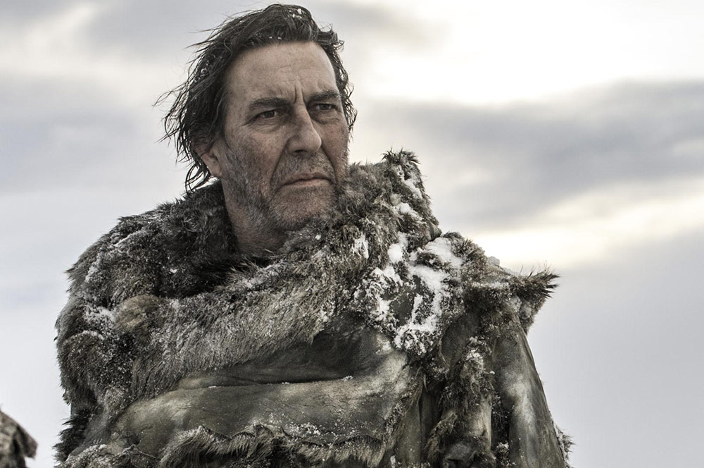 Mance Rayder - Game of Thrones