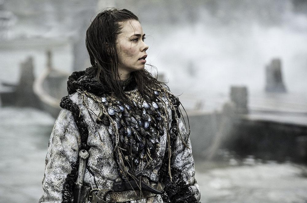 La salvaje valiente - Game of Thrones