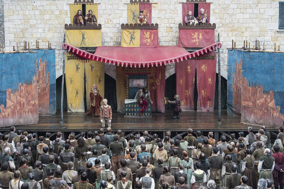 Of Monsters and Men Game of Thrones