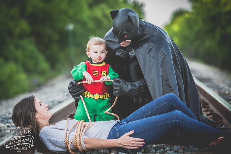 padre-e-hijo-batman-robin