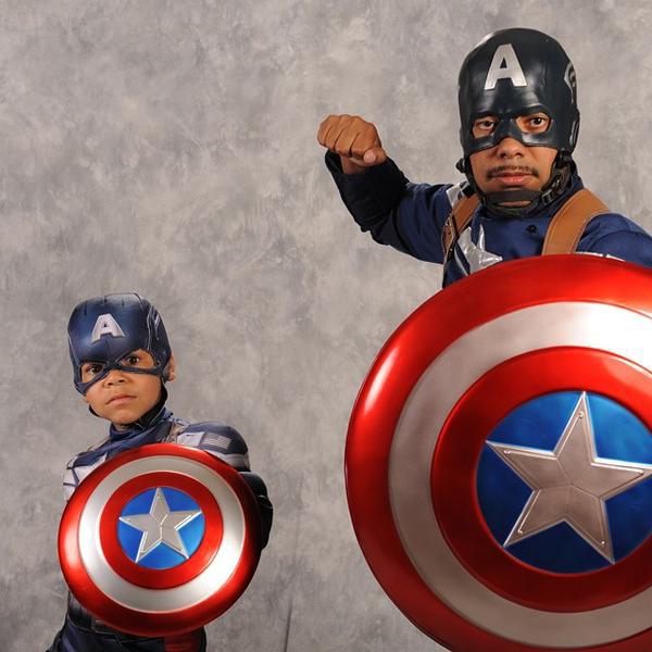 padre-hijo-captain-america