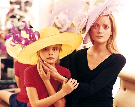 Cara Delevingne en Vogue Italia