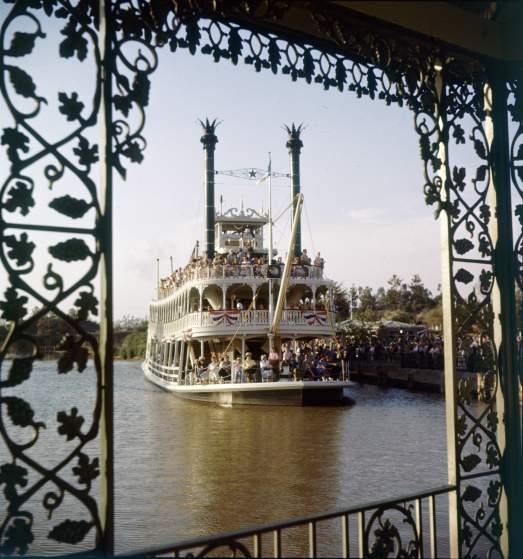 Así fue el día que Disneyland abrió sus puertas por primera vez