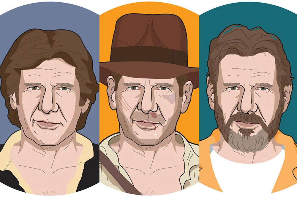 10 cosas que hacen a Harrison Ford el más cool de todos
