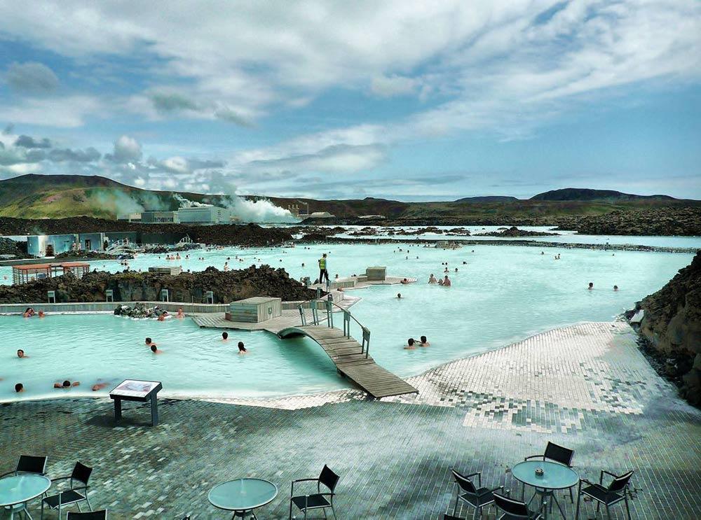 Laguna azul Grindavik