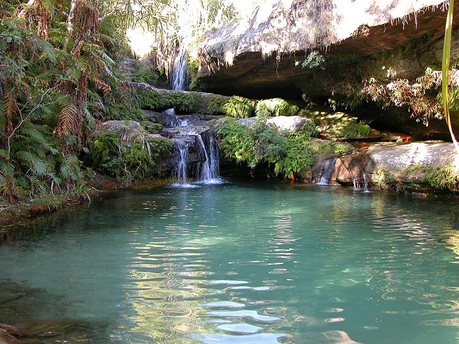 12 impresionantes piscinas naturales que debes conocer - Piscinas naturales mexico ...