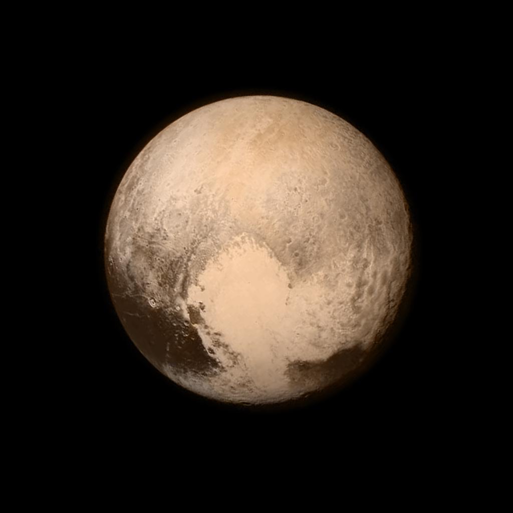 Después de nueve años de viaje, la misión New Horizons llegó a Plutón