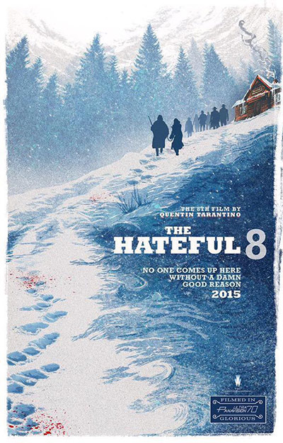 Póster de The Hateful Eight