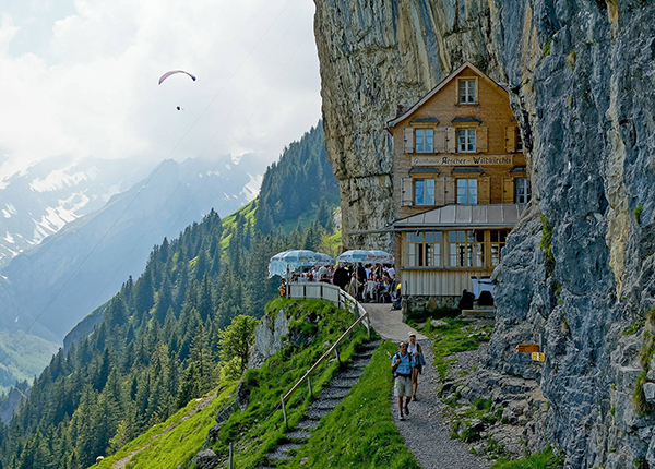 Aescher Hotel
