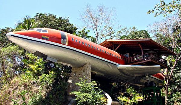 Casa Fuselaje 727