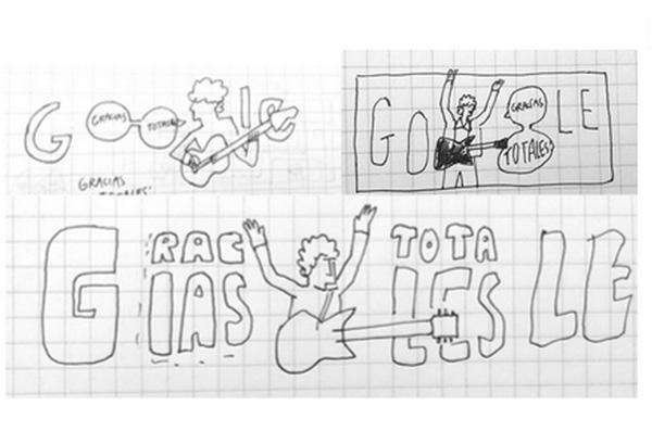 Doodle de Cerati