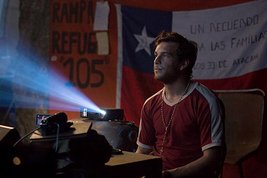 Mario Casas en 'Los 33'