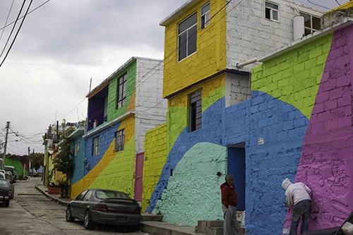 Mural en Pachuca