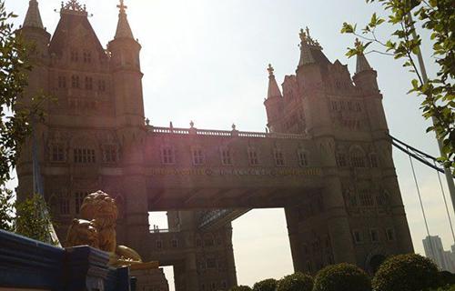 Tower Bridge en China