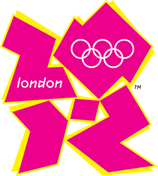 Logo de las Olimpíadas de Londres 2012