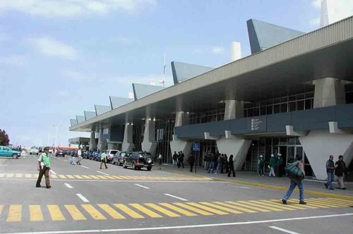 Aeropuerto Andres Sabella de Antofagasta