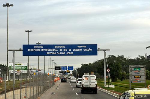 Aeropuerto Antonio Carlos Jobim de Rio de Janeiro