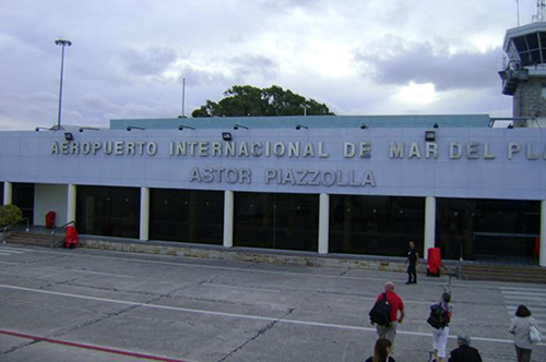 Aeropuerto Astor Piazzolla de Mar del Plata