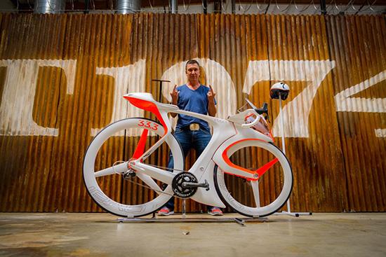 Bicicleta fUCI