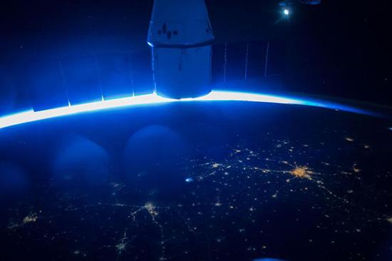 Fotos Scott Kelly del Espacio