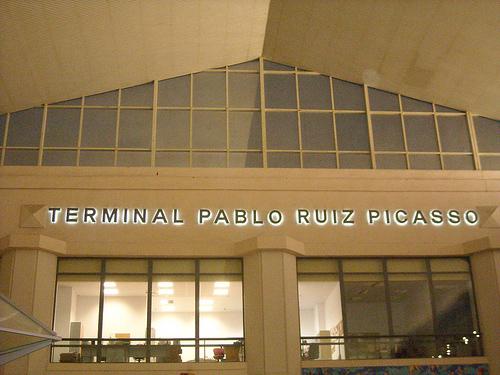 Terminal Pablo Picasso de Málaga