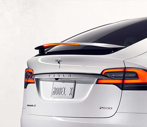 Tesla Model X eléctrico
