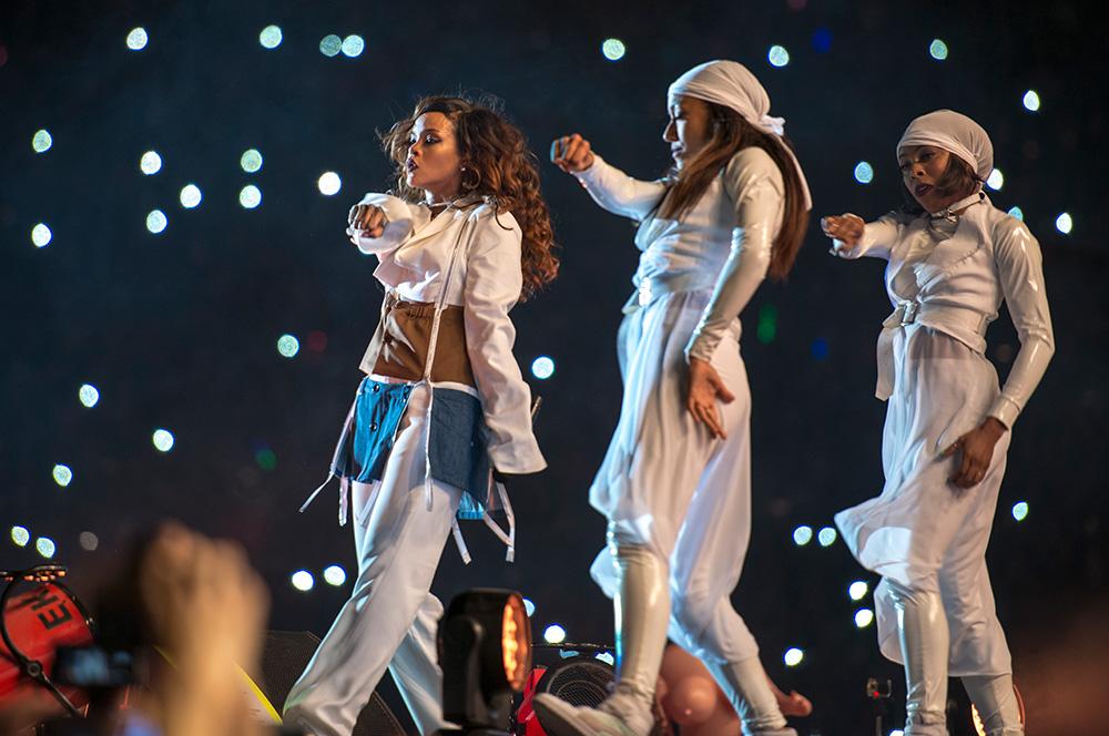 Rihanna en Chile | Fotógrafo: Javier Valenzuela