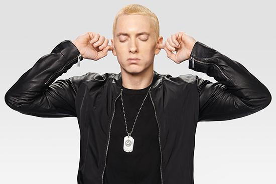 Eminem en Chile