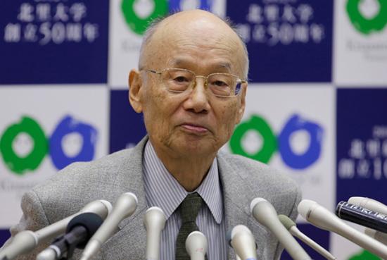 Satoshi Omura Nobel