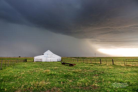 Sean Ramsey tormentas