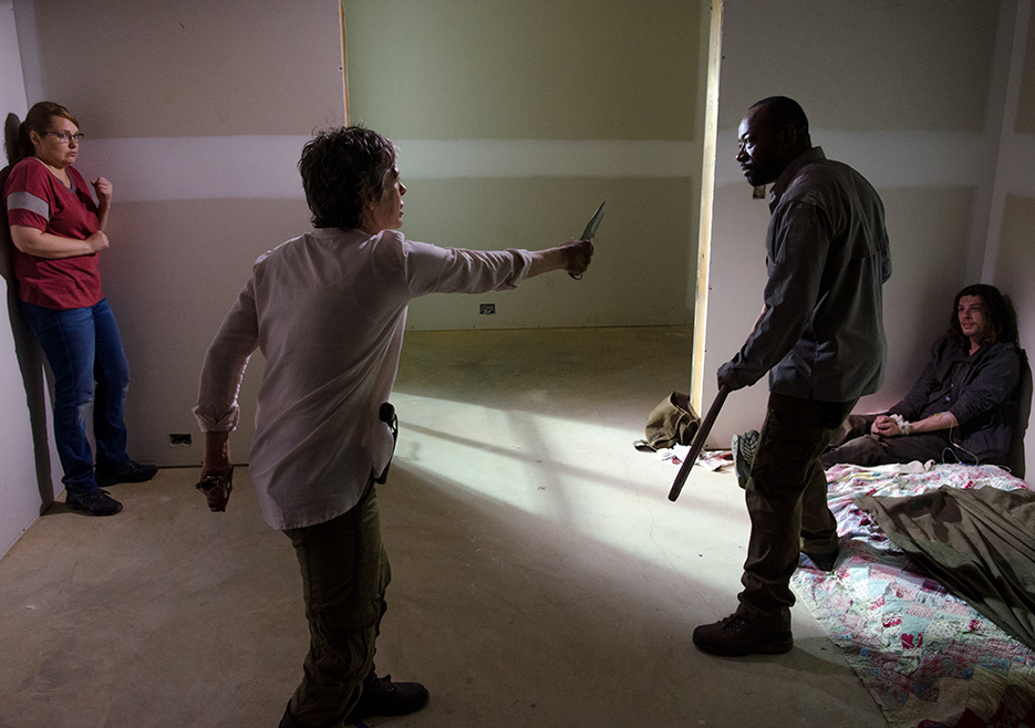Carol Morgan The Walking Dead