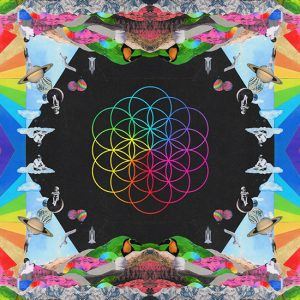 Coldplay - A Head Full of Dreams portada