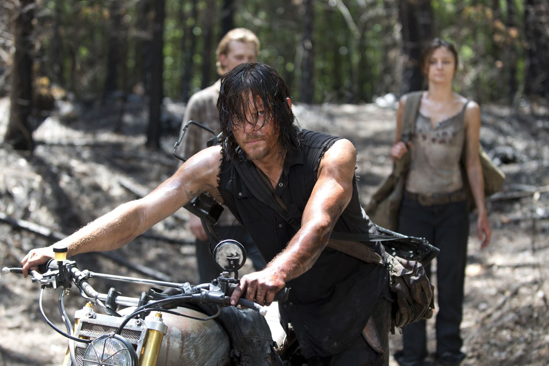 Daryl Negan The Walking Dead