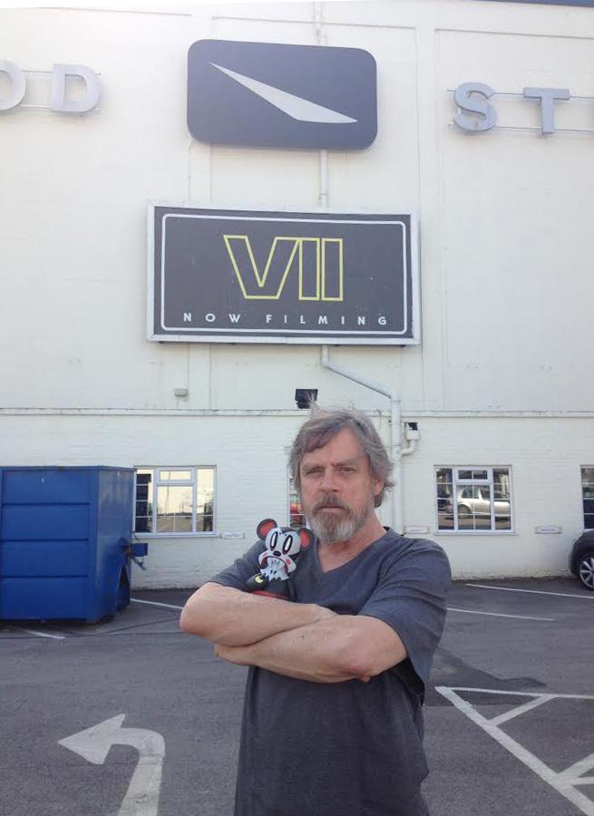 Luke Star Wars The Force Awakens
