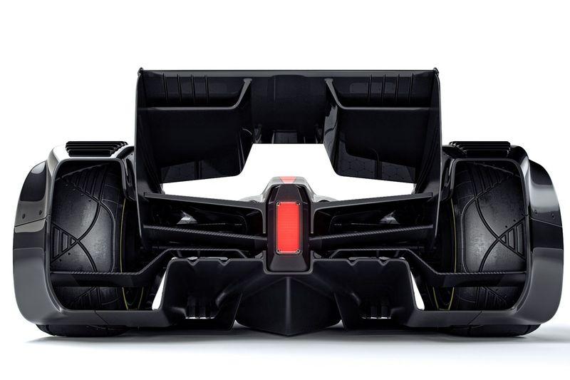 McLaren MP4X