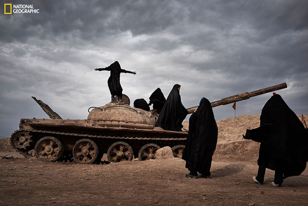 National Geographic Photo Contest 2015 Yanan Li