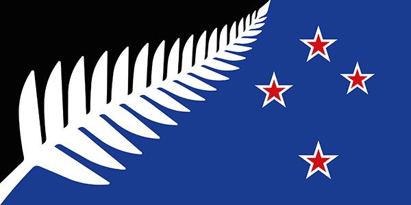Referendum Bandera Nueva Zelanda