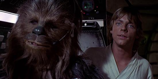 Star Wars frases