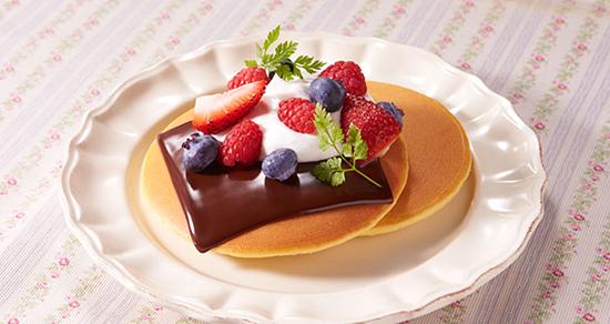 Chocolate rodajas
