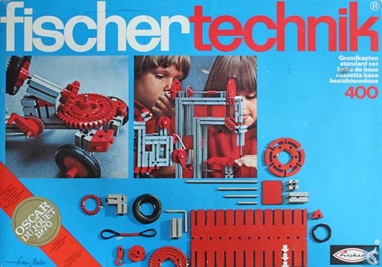 Fischertechnik Artur Fischer
