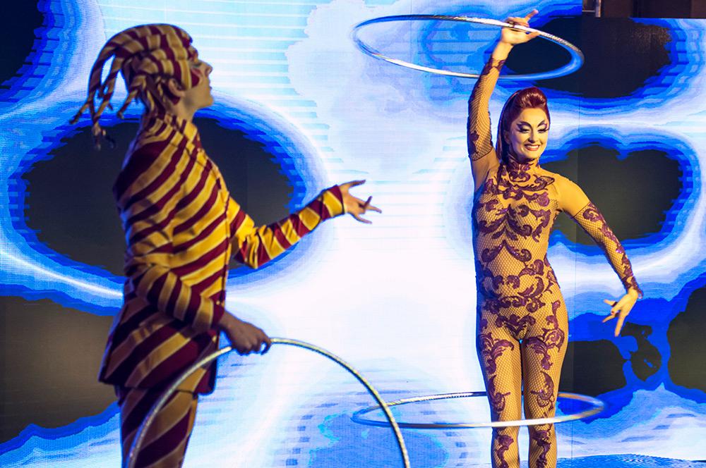 Cirque du Soleil - Kooza | Fotógrafo: Javier Valenzuela