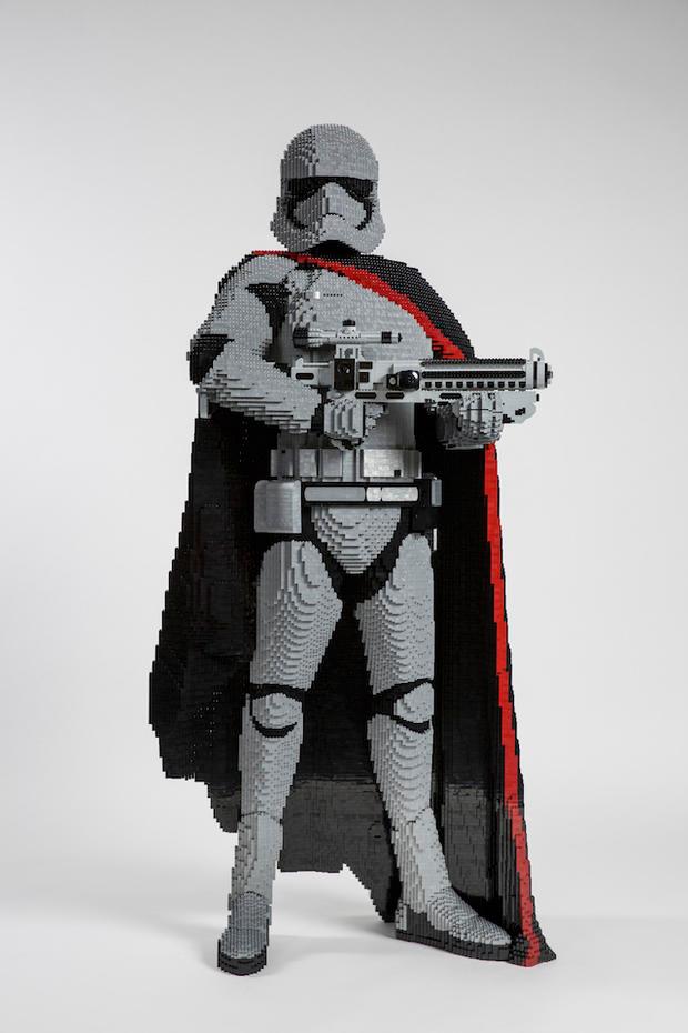 Captain Phasma Lego