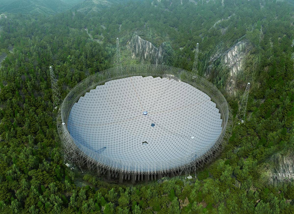 China telescopio FAST