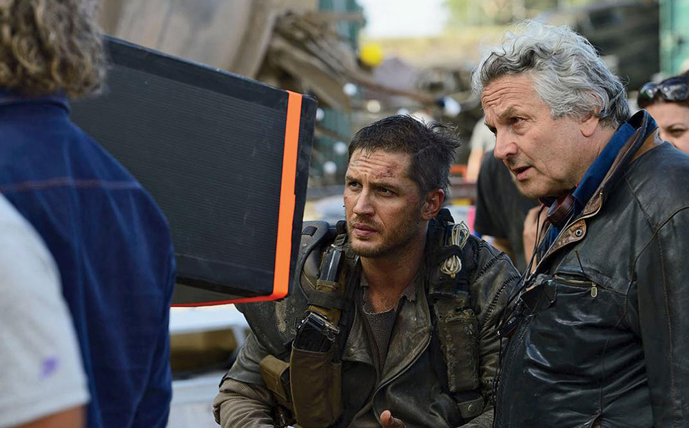 Mad Max Fury Road Tom Hardy George Miller
