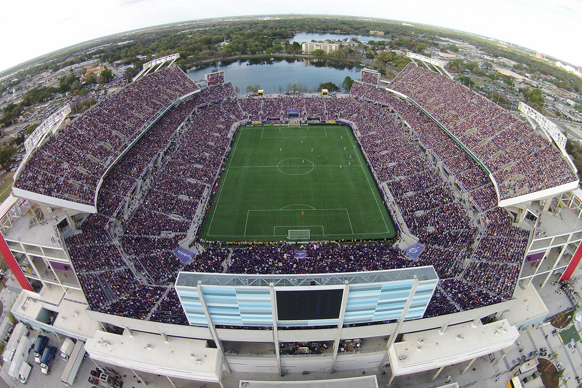 Orlando Citrus Bowl de Orlando Copa America 2016